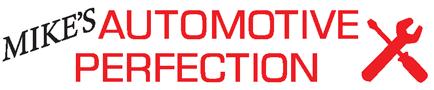 Mike's Automotive Perfection Logo