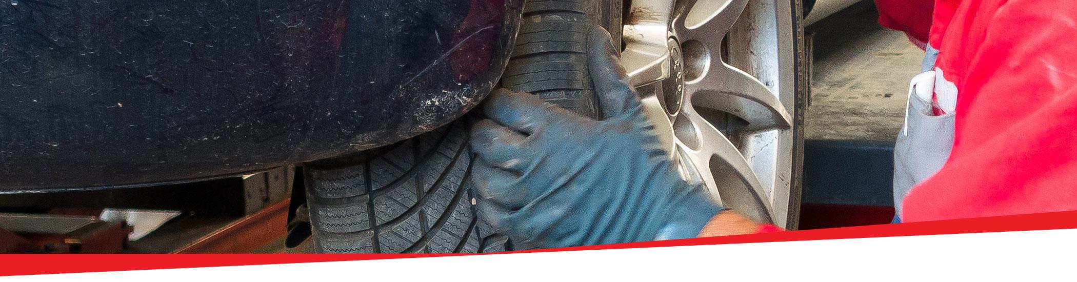Brakes, Suspension, Alignment, Tire Repair Reno