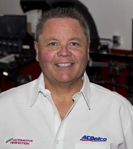 Mike Morgan - Mike's Automotive Perfection Owner and Mechanic