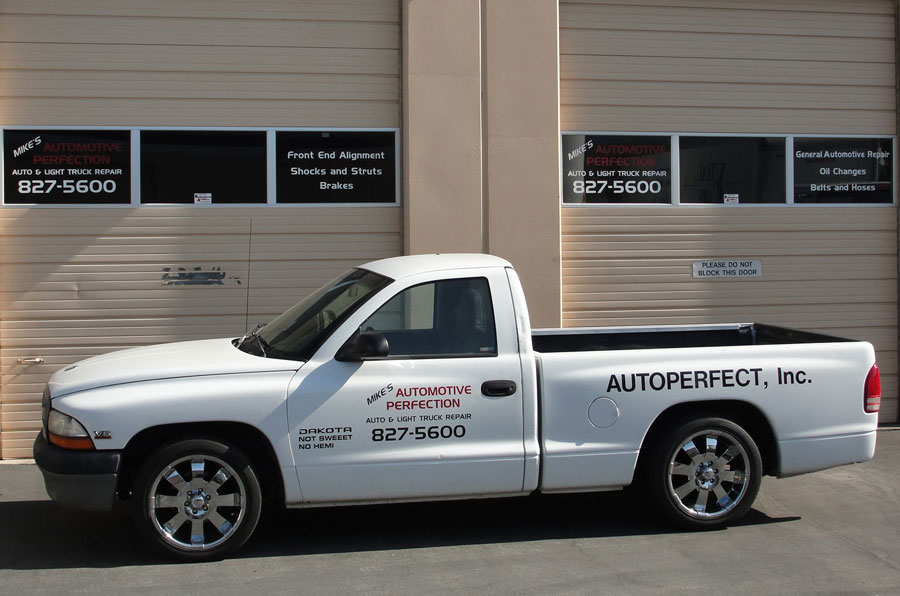 Mike's Automotive Perfection Repair Sparks, Nevada