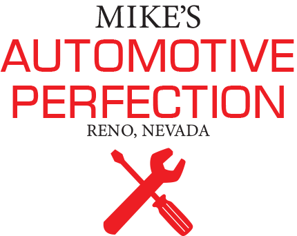 Mike's Automotive Perfection Logo