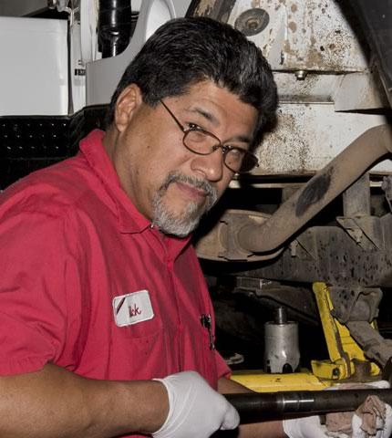 Rick - Mike's Automotive Perfection Repair Mechanic